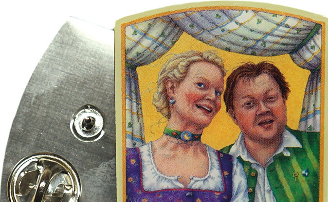 "PIN ""Oide Wiesn"""